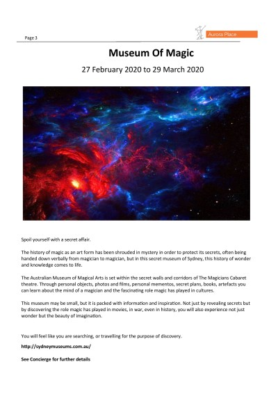 2020 March Newsletters Page 3